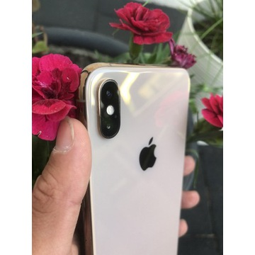 iPhone XS MAX Gold 64GB jak Nowy 91% Face ID