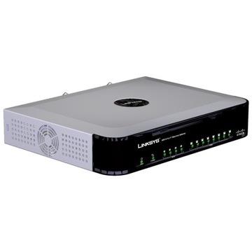 Bramka VOIP Cisco SPA8000-G5 8 portowa - 8 linii