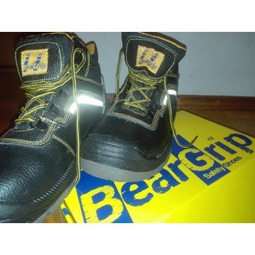 SUPER Nowe buty BEAR GRIP safety shoes!!! OKAZJA!