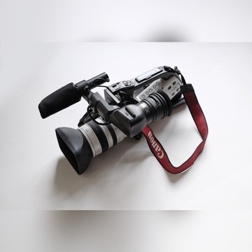 Kultowa kamera cyfrowa Canon XL2