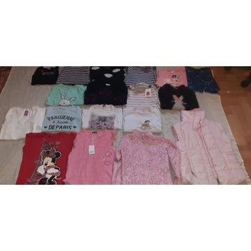 Zestaw ubrań dla dzieci -wzrost : 120cm-140cm.