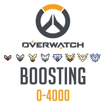 Overwatch Boost 0-4000 + VPN