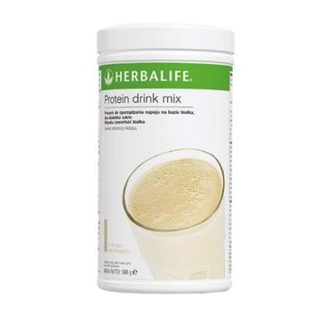 Protein Drink Mix Herbalife smak waniliowy