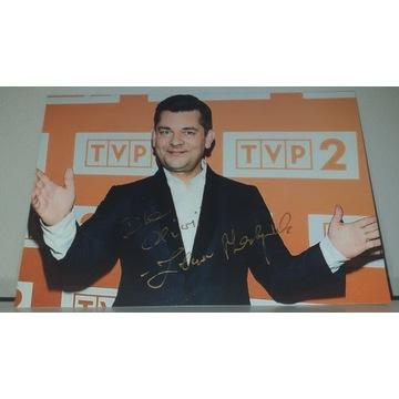 Autograf - Zenon Martyniuk