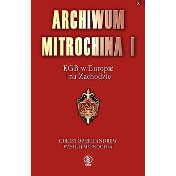 Archiwum Mitrochina tom 1 Wasilij Mitrochin Christ