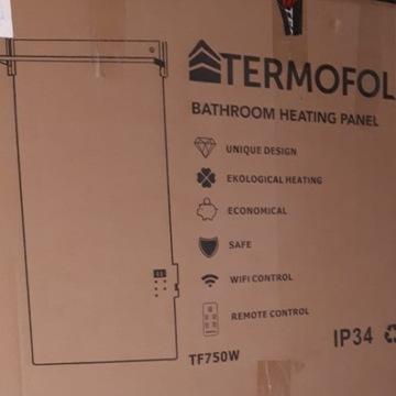 Łazienkowy panel grzewczy TERMOFOL TF750W
