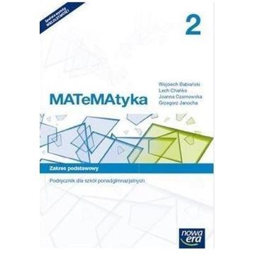 Matematyka 2 zakres podstawowy Nowa Era PDF
