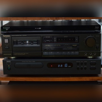 Odtwarzacz CD NAD C 541i