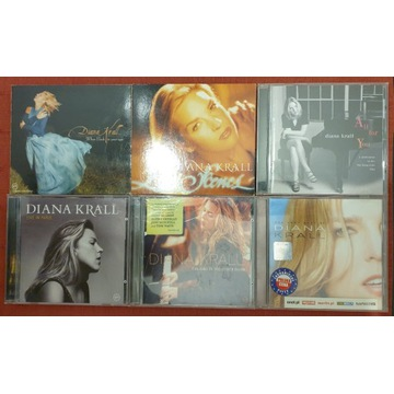 Diana Krall  6 płyt CD