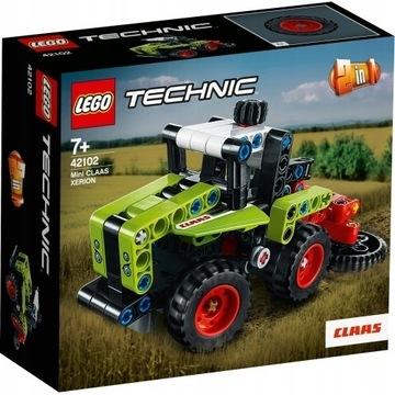 Klocki lego technic 42102 klocki lego