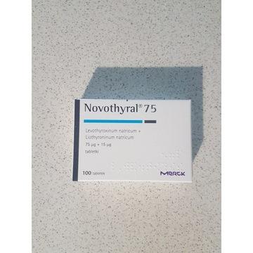 Novothyral 75 nowy