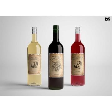 Etykiety - Nalewka, Wino, Bimber x10