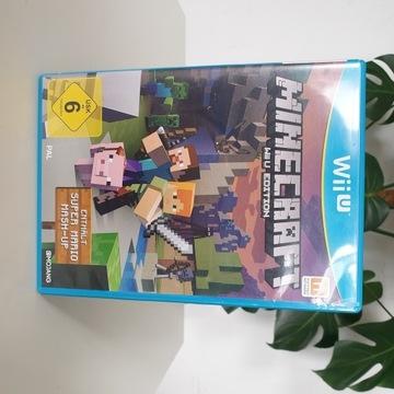Minecraft Nintendo Wii U WiiU