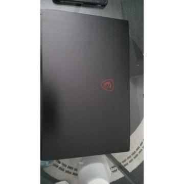 Laptop Gamingowy MSI GF75 Thin8SC i7-8750H GTX1650