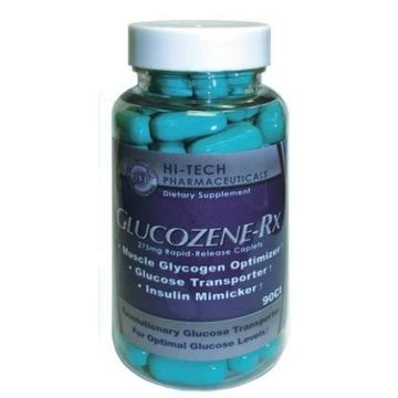 Glucozene Rx  Hi-Tech Pharmaceuticals