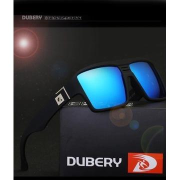 DUBERY spolaryzowane okulary męskie Retro