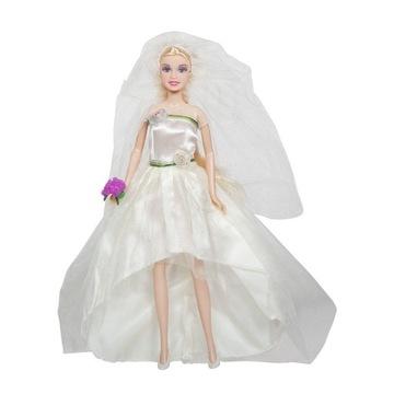 Lalka Defa Lucy/ jak Barbie/ Panna Młoda/ Nowa!