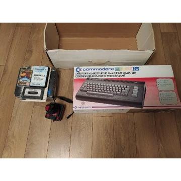 Commodore C16, ideał, bigbox, rozszerzenie pamięci