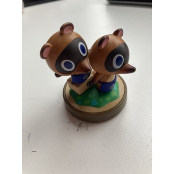 Figurka Amiibo Animal Crossing Timmy and Tommy