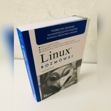 Książka Linux Rozmówki Łódź