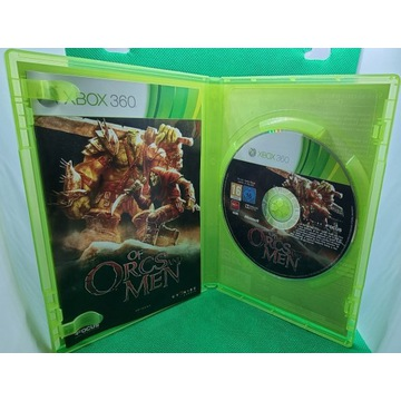 Of Orcs and Men X360 XBOX 360 PL/ENG