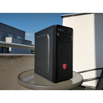 Komputer do gier 2600x, 16gb ram, 512gb SSD, gtx10