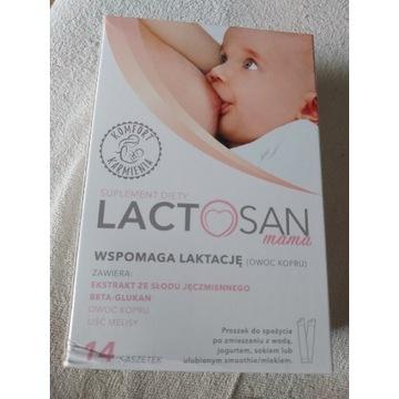 Lactosan herbatki wspomagające karmienie piersią
