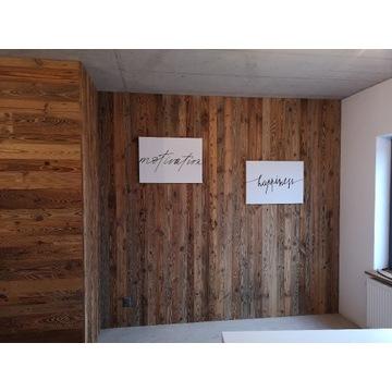 Stare drewno deska ścienna wystrój wnętrz loft