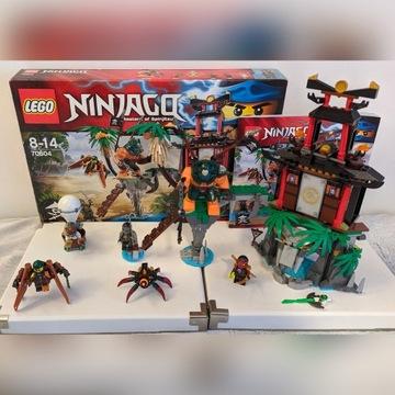 LEGO Ninjago 70604 Wyspa Tygrysiej Wdowy