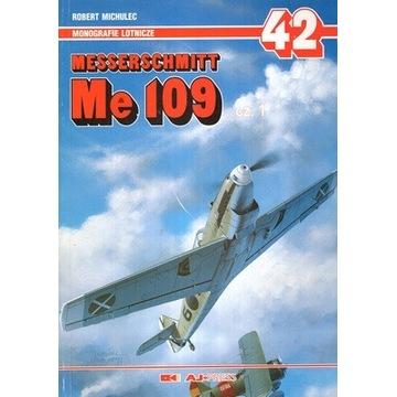 MESSERSCHMITT ME 109, CZ. 1 - Monografie Lotnicze