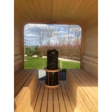 Sauna ogrodowa *DOSTĘPNA OD RĘKI*