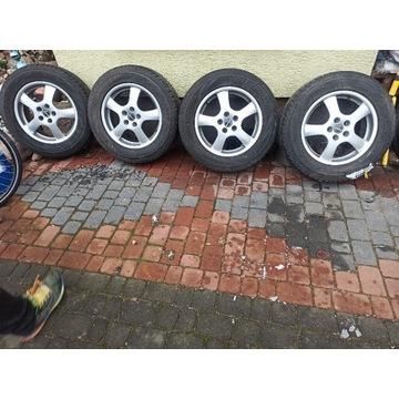 Komplet kół Pirelli scorpion 225/65 r. 17 5x114, 3