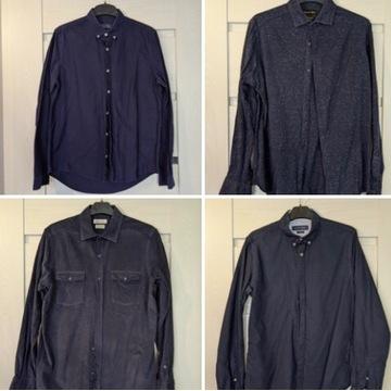 Zestaw używanych ubrań męskich - rozmiary M