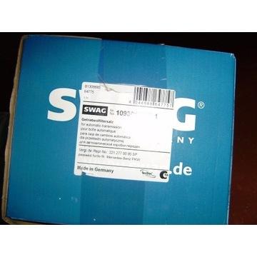 filtr skrzyni automatyczej mercedes 7g tronic SWAG