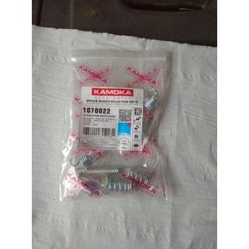 Zestaw Montażowy Szczęki Clio II KAMOKA 1070022