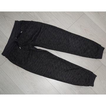 H&M spodnie dresowe 140