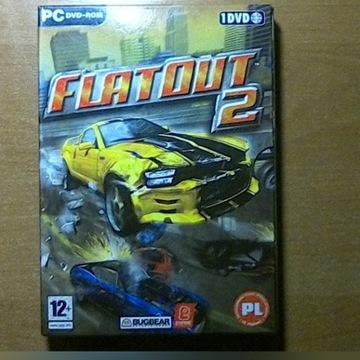 Flatout 2 PC PL Wydanie premierowe
