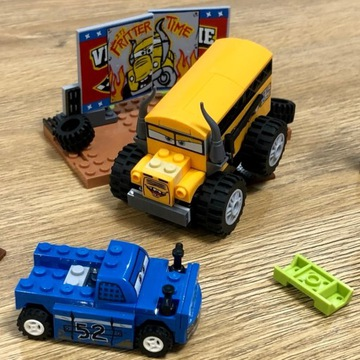 LEGO Juniors 10744 Cars 3 Autobus ZAMIENNIK