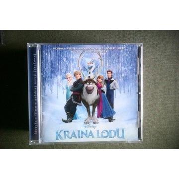 Kraina lodu CD