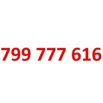 799 777 616 starter play złoty numer 7777