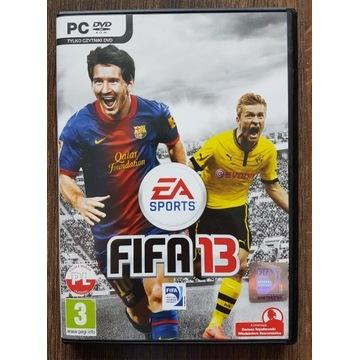 Gra Fifa 13 na PC, bez klucza.