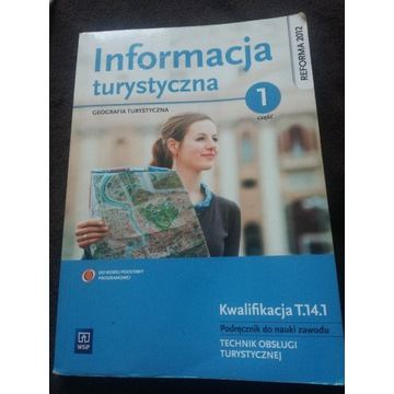 Informacja turystyczna. Geografia