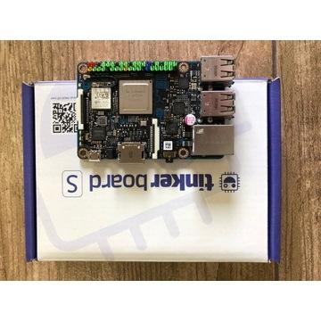 Minikomputer SBC Asus Tinker Board S