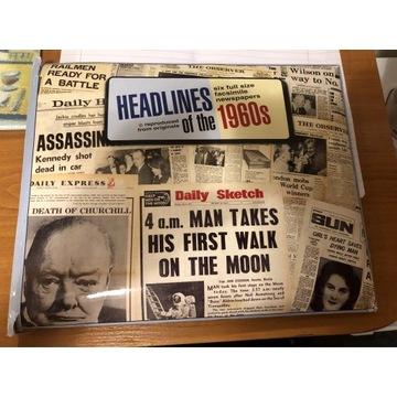 Nagłówki z lat 60. (Czasy przeszłe