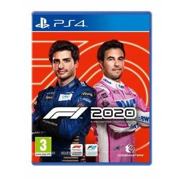 F1 2020 - PS 4 - Wersja Cyfrowa - Grasz dziś!