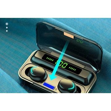 Słuchawki Bluetooth ze sportowym mikrofonem