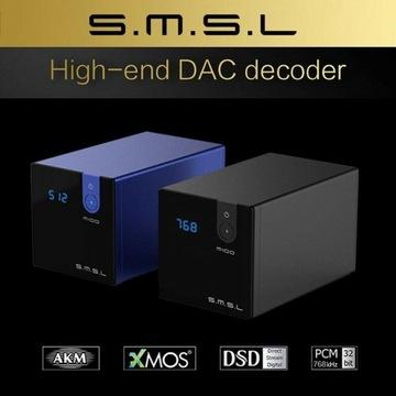 SMSL M100 USB DAC AK4452 Audio HiFi-Decoder DSD512