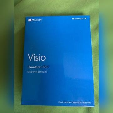 Microsoft Visio 2016 Standard PL