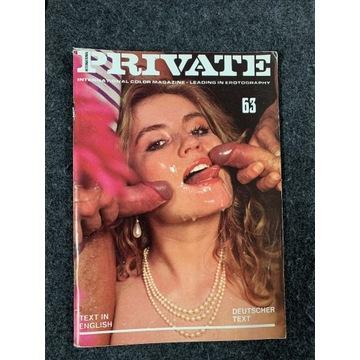 Private nr.63  Vintage jak Color Climax