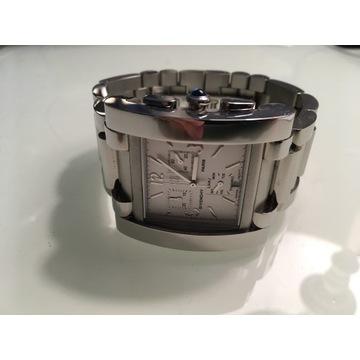 Givenchy zegarek day date tank jak Cartier